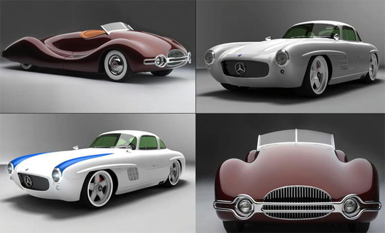 Cars from the Past
