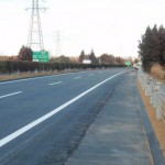 Japanese road repaired in just six days