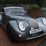 Morgan AeroMax coupe