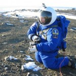 NASA tests space suits in Antarctica