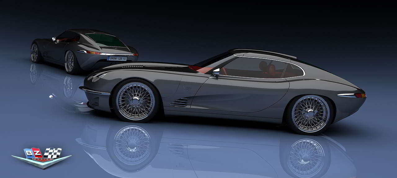 New Jaguar E Type Wordlesstech