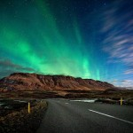 Northern lights- Aurora Borealis in Iceland