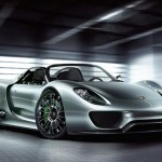 Porsche is taking orders for 918 Spyder