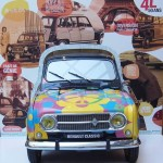 Renault 4 celebrates its 50th anniversary