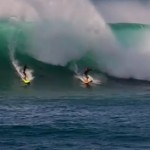 North Shore in Slow Motion