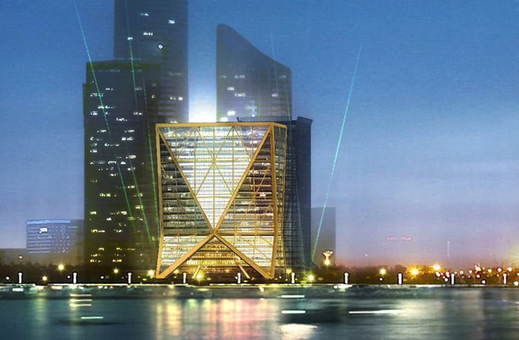 CITIC headquarters tower