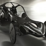 EALO concept electric car