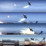 Ejector seat of F-35 stealth fighter (video)