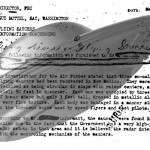 FBI memo confirms Flying Saucers