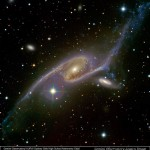 Galactic collision wins telescope contest