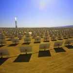Google's world's largest solar power tower plant