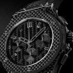 Hublot's Big Bang All Black Carbon