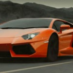 Lamborghini Aventador video