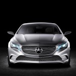 Mercedes-Benz A-Class concept (video)