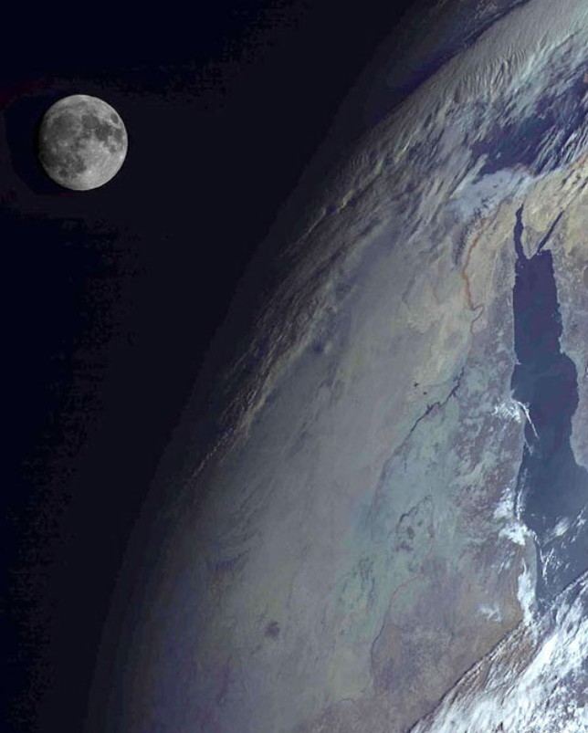 an analysis of the moon as the natural satellite of earth Look up into the night sky and count the moons you can see only one moon, the  moon but does the earth have any other moons around the solar system, multiple moons are the rule jupiter has 67 natural satellites, even.