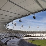 Populous- London Olympic Stadium completed