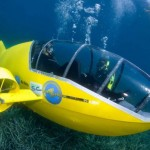 Scubster- pedal powered submarine