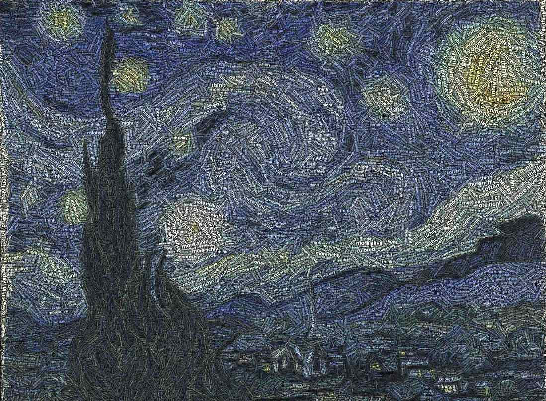 Starry night