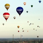 World record for 50 balloonists
