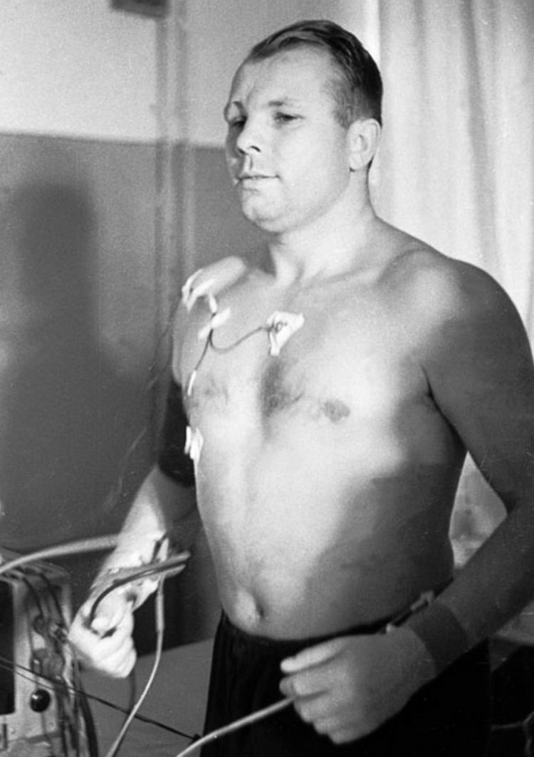 yuri gagarin full name - photo #45