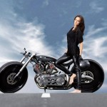 Akrapovic Morsus custom Motorcycle