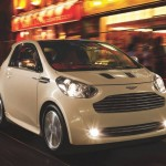 Aston Martin customization program on the Cygnet