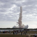 Endeavour's final voyage (video)