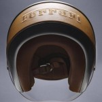 Ferrari helmet for bikers
