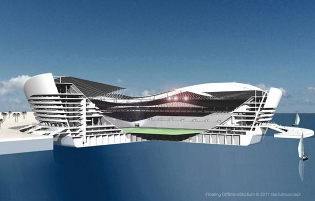 Floating Stadium