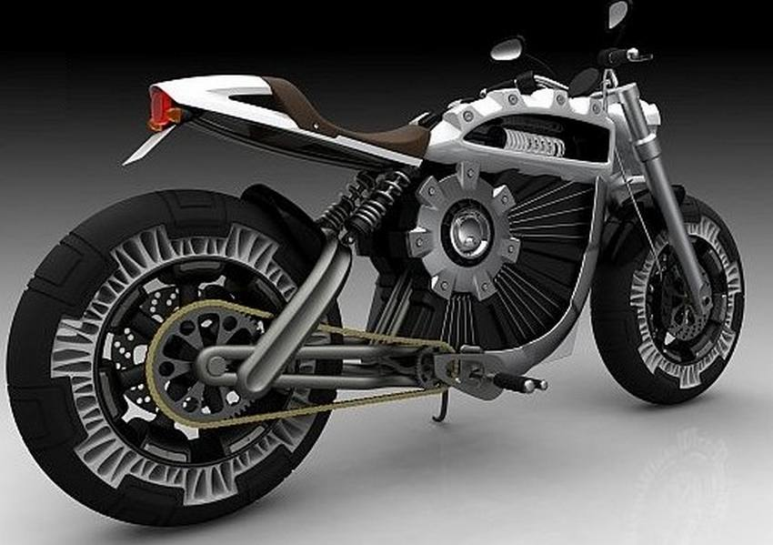 Wordlesstech Future Bike By Alex Kish