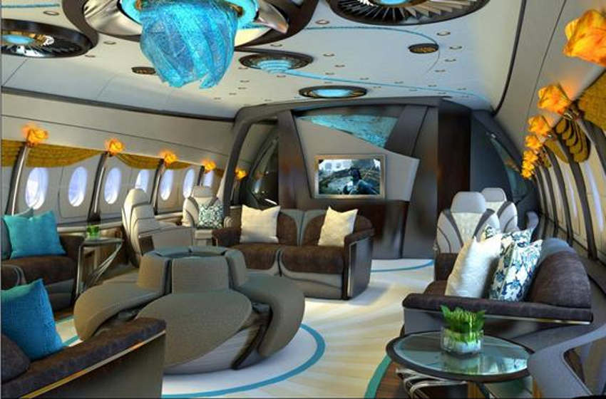 Interior design for 787 bizjet wordlesstech for Interior 787 dreamliner