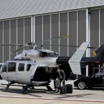 Mercedes-Benz style designs Eurocopter EC145