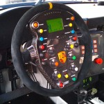 Porsche's coolest Steering Wheel with boost button
