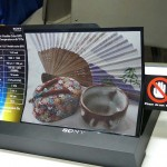 Sony unveils flexible colour ePaper