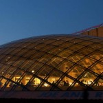 University of Chicago's new Mansueto Library