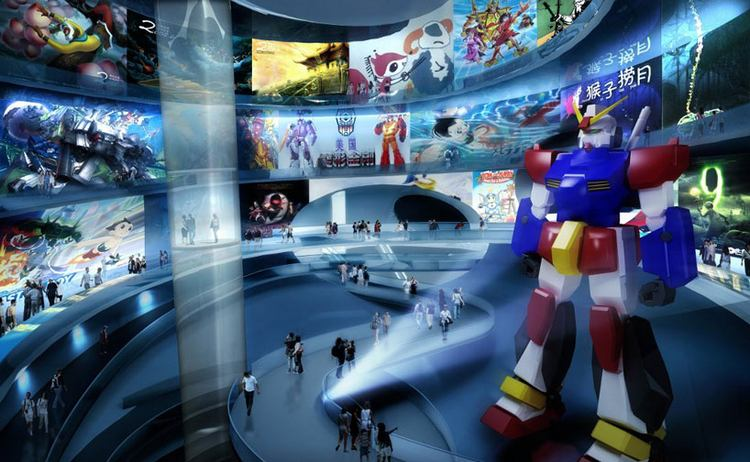 Comic and Animation Museum