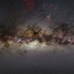 Largest true-color Night Sky Panorama