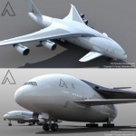 Monster Jumbo Aircraft