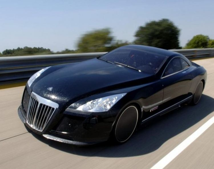 The 8 Million Maybach Exelero Wordlesstech