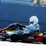 World Record- Fastest Acceleration by Electric Kart