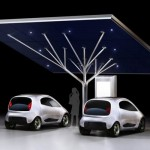 Antares, the photovoltaic charging station