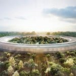 Apple's new spaceship-like building (updated)