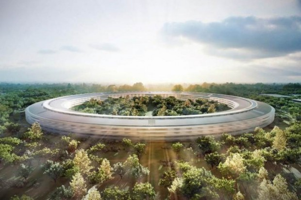 Apple's offices