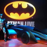 Batmobile for UK musical