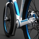 City electric bicycle