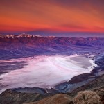 Dawn in Death Valley