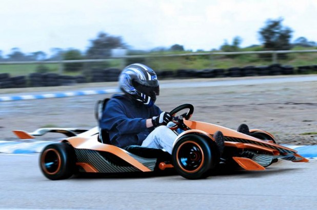 GK2G electric Go-Kart (6)
