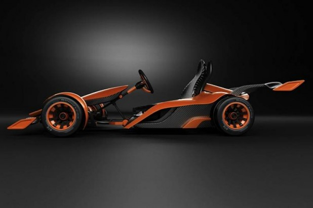 GK2G electric Go-Kart