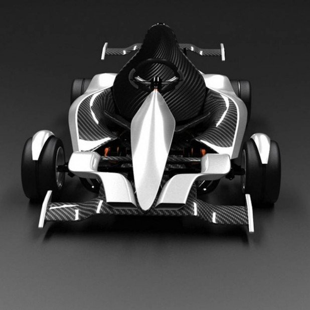 GK2G electric Go-Kart (2)