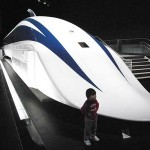 Green Signal for Maglev Train in Japan